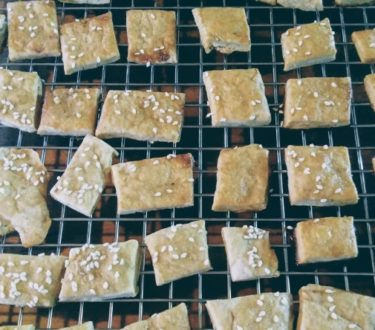 Baking Crackers