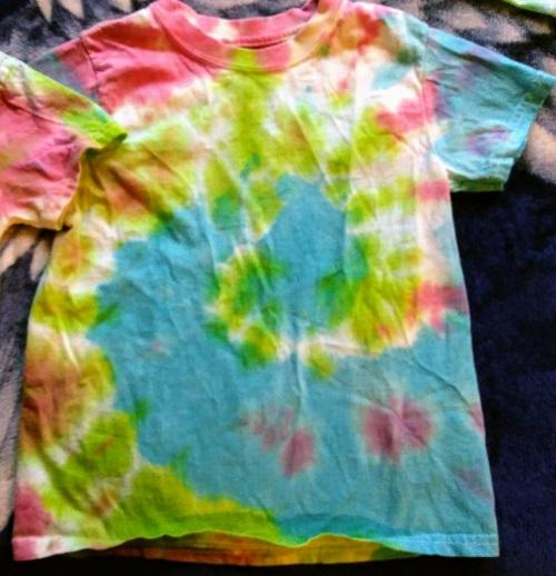Tie Dye | Our Prairie Nest
