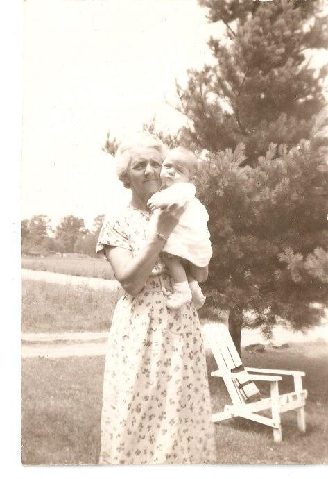 Mildred Burrell St. Onge Haley | Our Prairie Nest